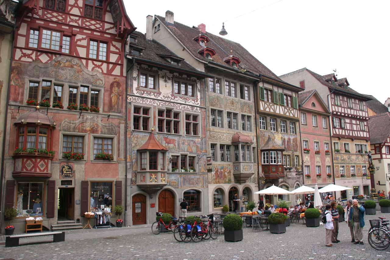 One last look at Stein am Rhein