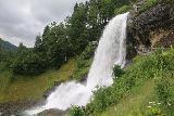 Steindalsfossen_062_06262019 - Angled complete view of Steinsdalsfossen