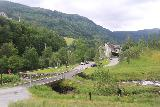 Steindalsfossen_070_06262019 - Looking towards an area where there was a souvenir shop and car park back on our first visit in 2005, but this photo was taken in June 2019, which shows how much things have changed around Steinsdalsfossen