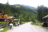 Steirischer_Bodensee_005_07032018 - The cafe (Seewigtal Stüberl) serving up organic and gluten free stuff that Julie would have appreciated, which sat right at the trailhead to the Steirischer Bodensee