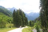 Steirischer_Bodensee_007_07032018 - On the gentle trail following alongside the Seewigtalbach en route to the Steirischer Bodensee
