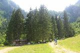 Steirischer_Bodensee_105_07032018 - Continuing beyond the fork at the head of the lake and towards the Steirischer Bodensee Waterfall where there was a bit more picnicking activity going on
