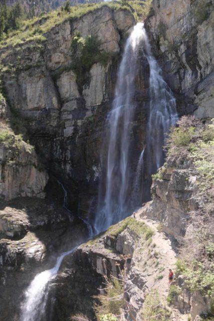 Stewart_Falls_089_05282017 - Stewart Falls or Stewarts Cascade in late May 2017