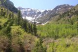 Stewart_Falls_140_05282017 - The final descent towards the Mt Timpanogos Trailhead with a partial view of the familiar cirque that I saw earlier on at the start of the Stewart Falls hike