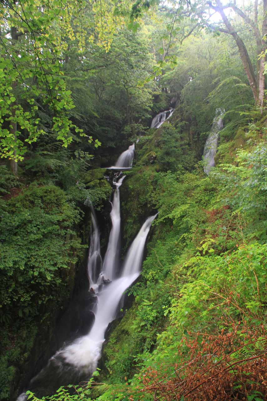 Our first look at the attractive Stock Ghyll Force