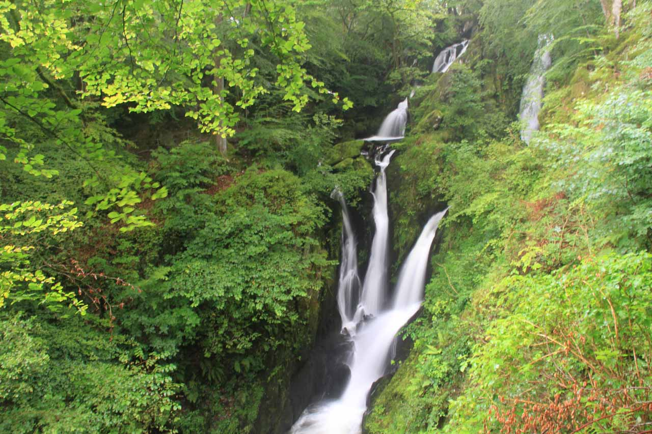 The attractive Stock Ghyll Force