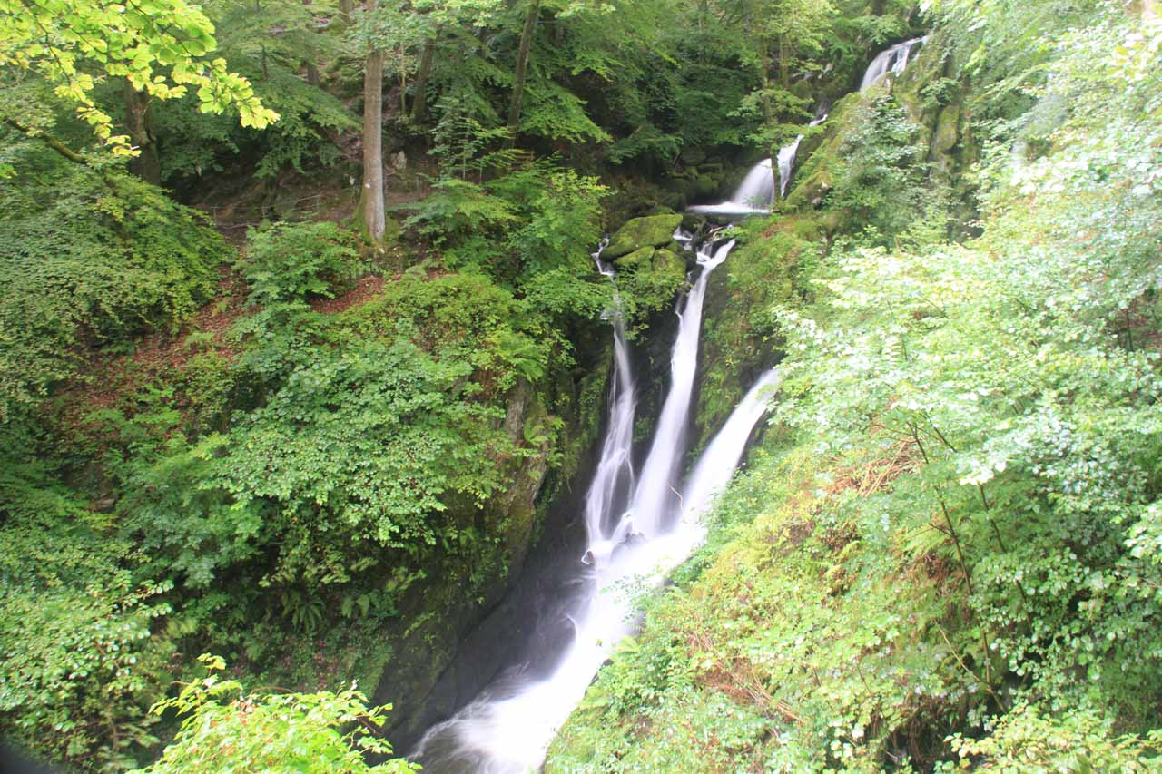 Our last look at Stock Ghyll Force