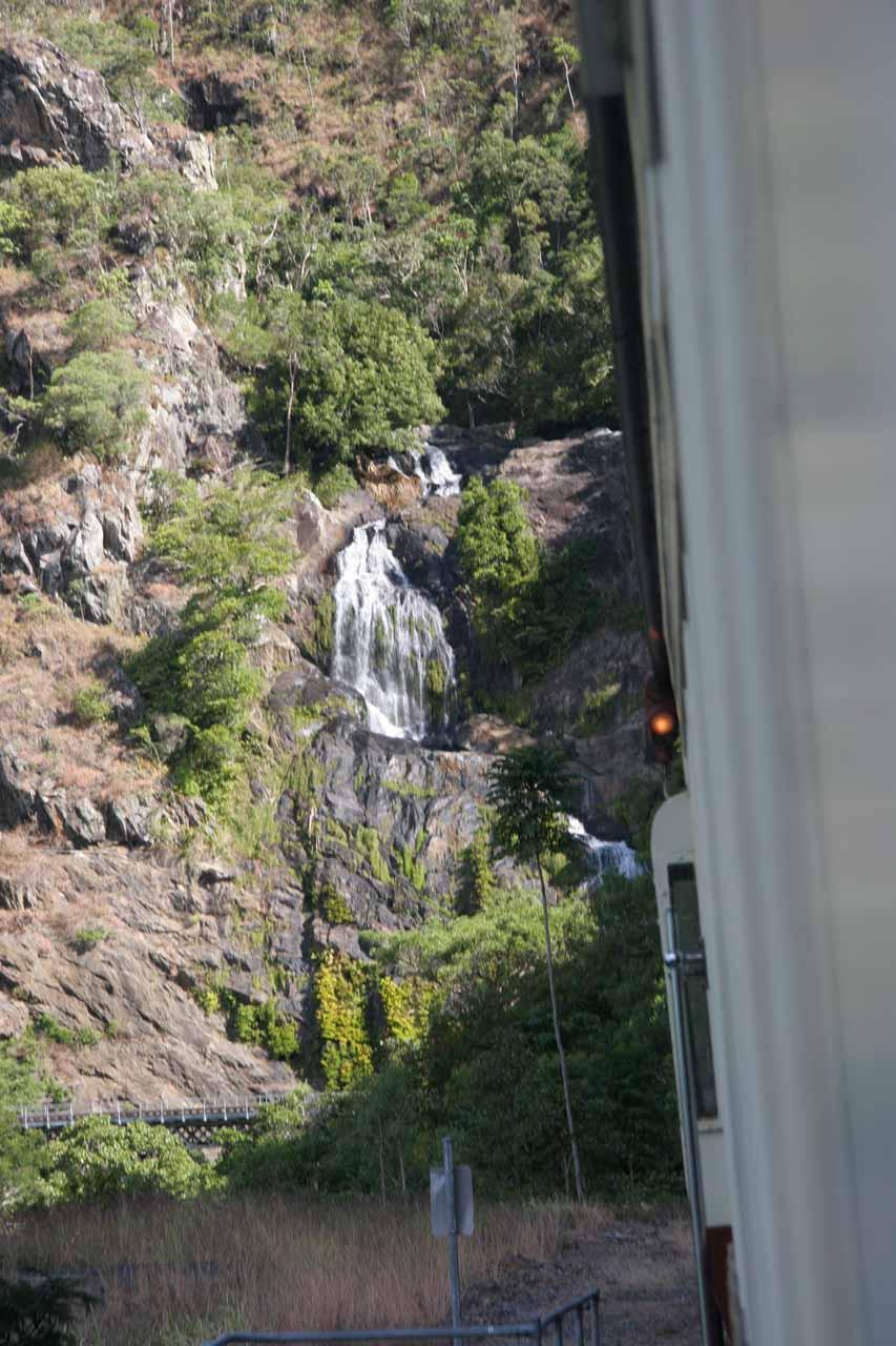 Approaching Stoney Creek Falls