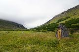 Strutsfoss_006_08112021 - Looking towards the interesting WC at the Strutsfoss Trailhead