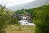 Strutsfoss_258_08112021 - Looking in the distance towards some cascade on the Jokulsa i Fljotsdal River from the Strutsfoss Trail
