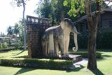 Sukhothai_001_12312008 - An elephant statue