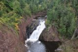 Superior_Falls_025_09282015 - Broad view of the Superior Falls from the overlook in long exposure