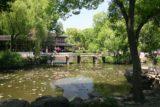 Suzhou_044_05082009 - Bridge over an attractive pond in the Humble Administrators Garden