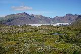 Svinafellsjokull_005_08082021 - Looking further north towards what I believe to be the Skaftafellsjokull from the Svinafellsjokull hike