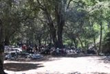 Switzer_Falls_003_04232016 - It was pretty busy at the Switzer Falls Picnic Area, which seemed to be a nice place to spend time with loved ones while being in the great outdoors