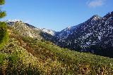 Switzer_Falls_158_12282019 - Another look further east at the snow-crusted San Gabriel Mountains as we were concluding our Switzer Falls excursion