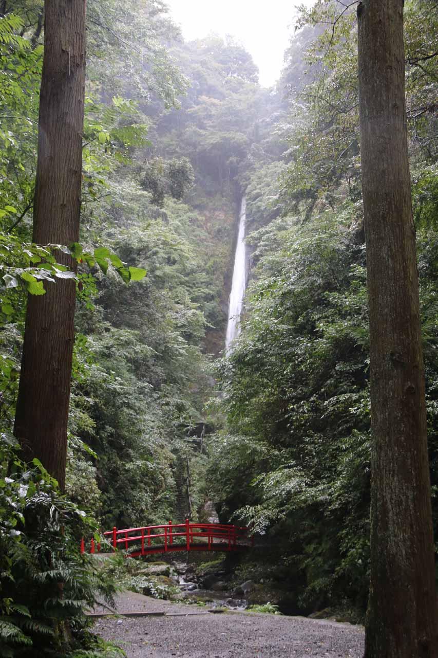 Syasui Waterfall