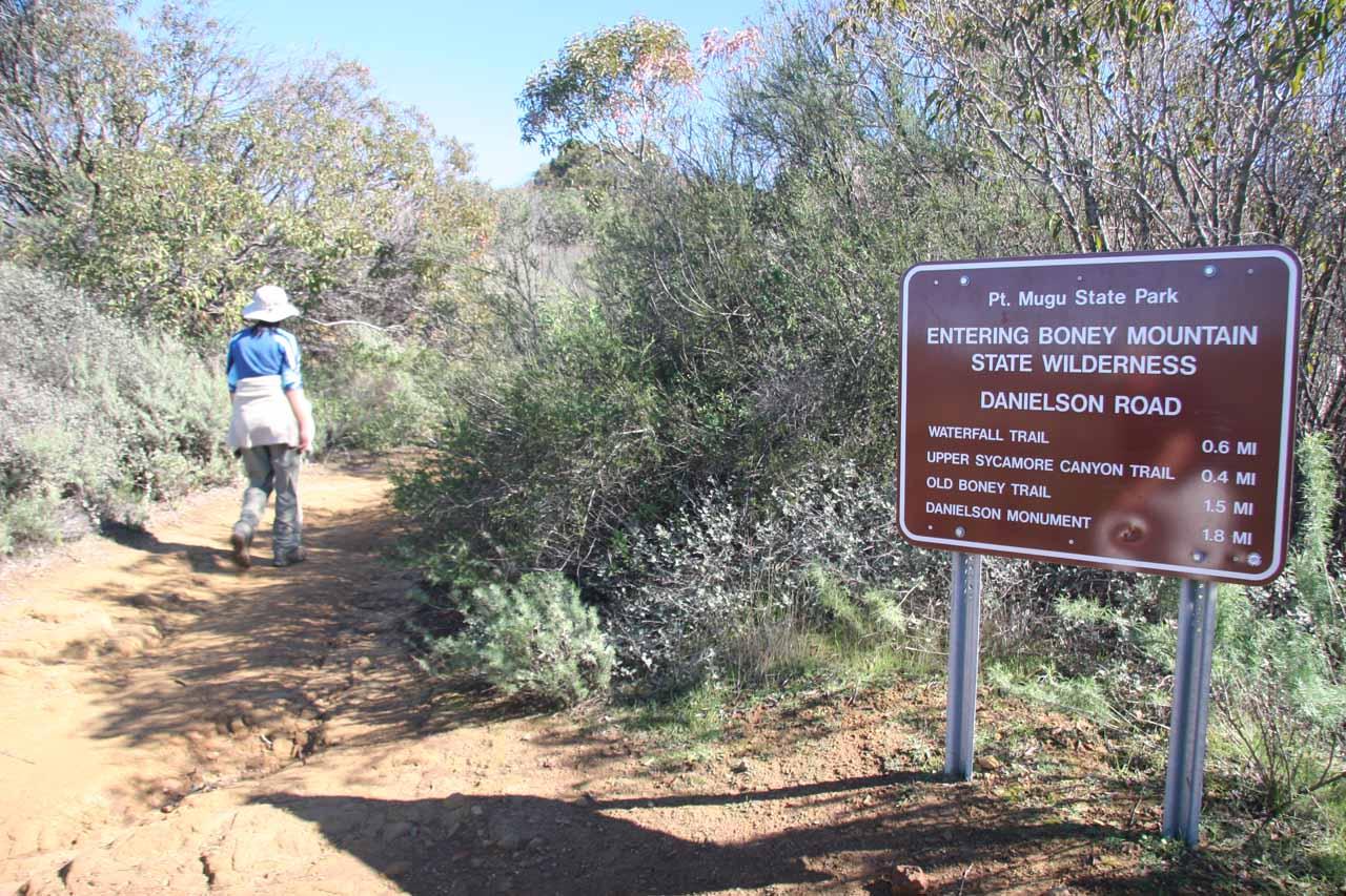 Boney Trail