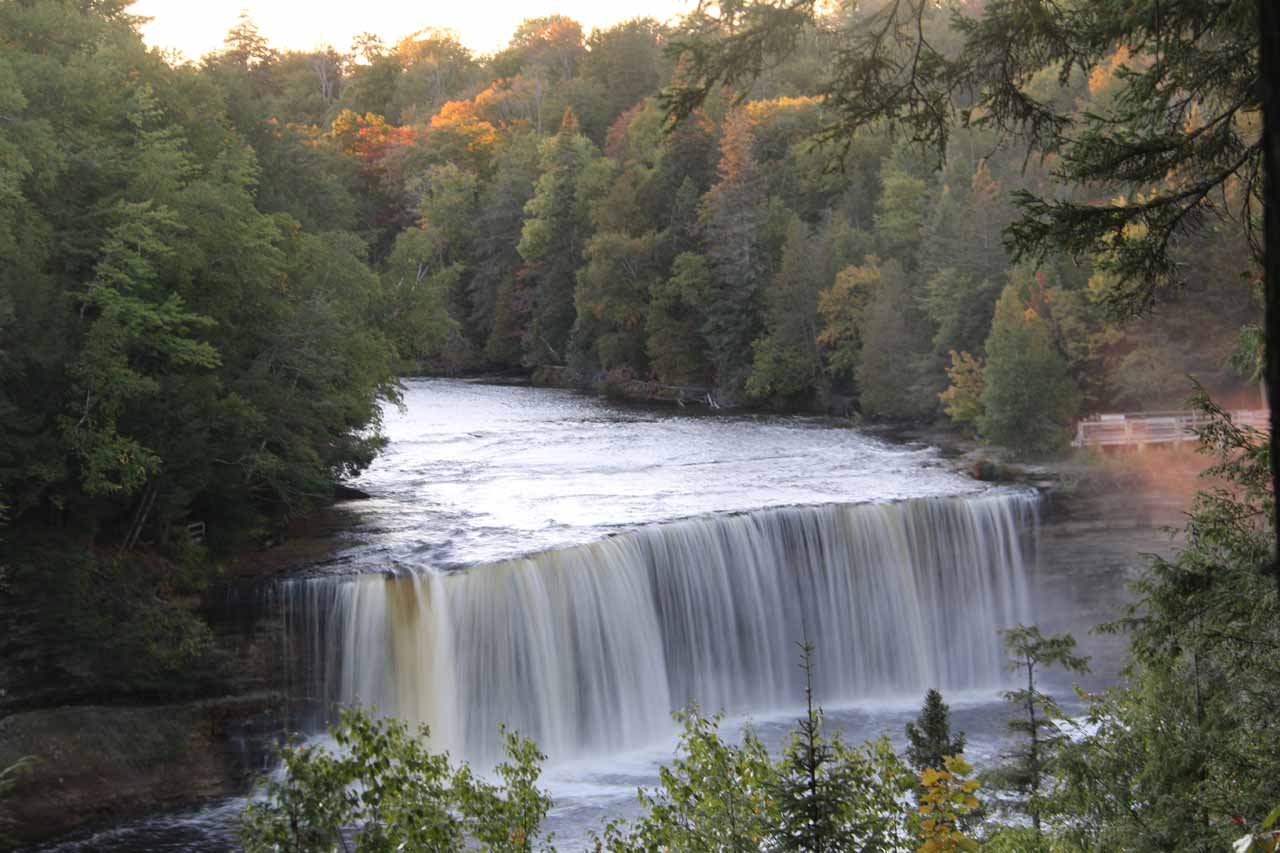5. UPPER TAHQUAMENON FALLS [Luce County, Michigan, USA]