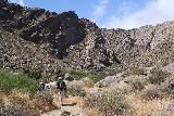 Tahquitz_Falls_021_05192019 - After crossing Tahquitz Creek, we then hiked up the canyon on the western side of the creek during our visit in May 2019