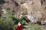 Tahquitz_Falls_054_02252017 - Tahia and Julie continuing to make their way up to the Tahquitz Falls in February 2017