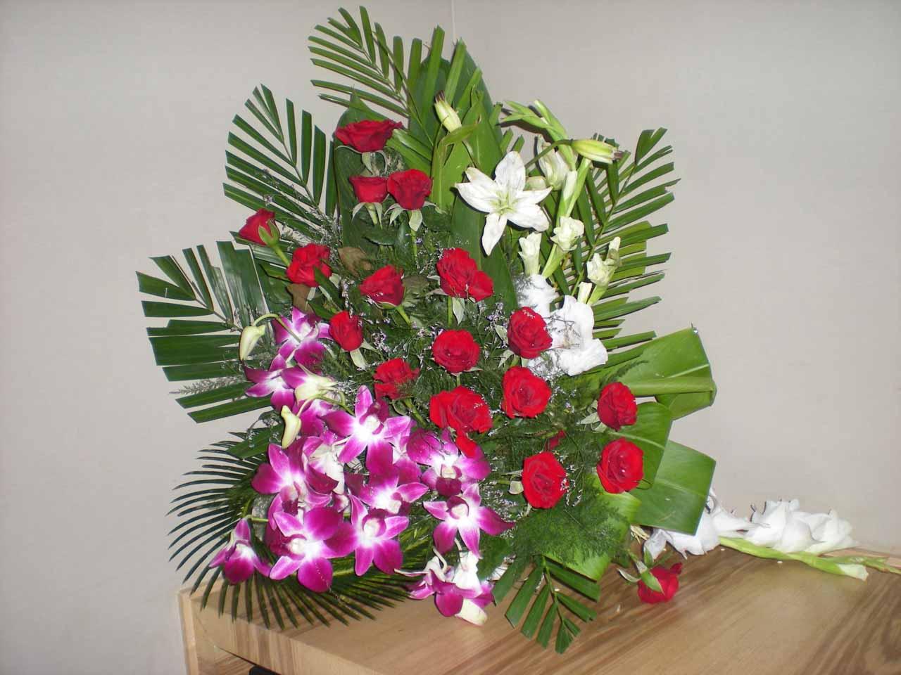 Wedding Anniversary roses