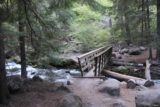 Tamanawas_Falls_027_08182017 - The Tamanawas Falls Trail then descended towards this bridge over Cold Springs Creek