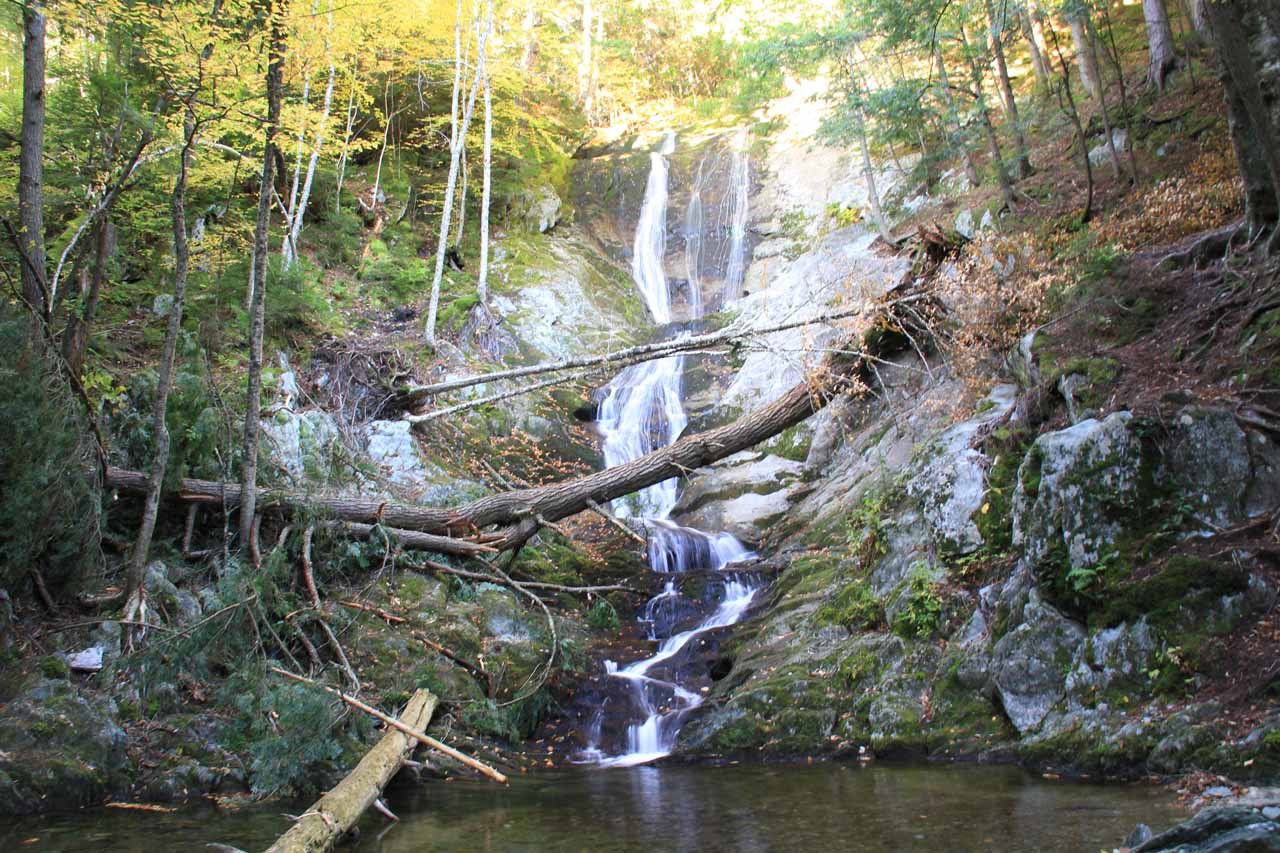 Another look at Tannery Falls