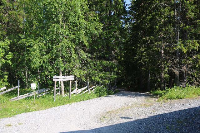 Tannforsen_002_07122019 - the footpath that we took to get closer to Tännforsen