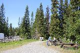 Tannforsen_003_07122019 - Looking towards the footpath leading to Tännforsen's uppermost lookout
