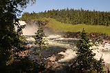 Tannforsen_127_07122019 - Context of the main drop of Tannforsen with some other minor tiers further downstream