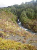 Taranaki_Falls_008_11162004 - Some small waterfall seen after crossing a bridge on the way to Taranaki Falls