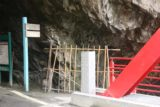 Taroko_Gorge_282_10262016 - Barricade preventing legal access to get closer to the Shrine of the Eternal Spring