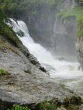 Te_Reinga_Falls_020_11142004 - A more zoomed in partial look at Te Reinga Falls