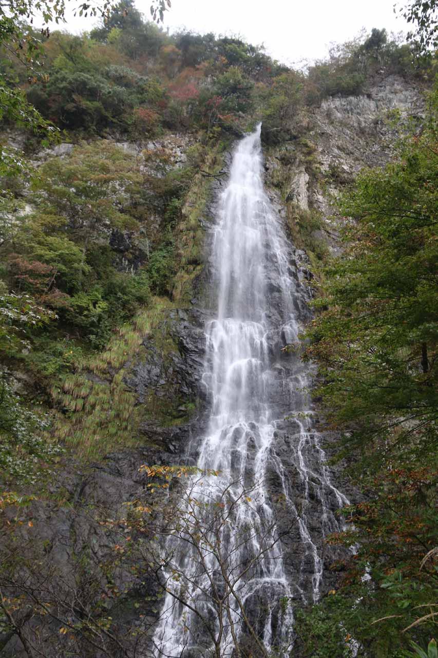 Tendaki Waterfall