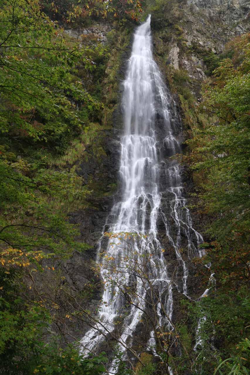 The Tendaki Waterfall