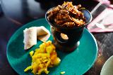 Teni_003_08162021 - This was the beef chunks with caramelized onion dish served up at Teni in Blonduos