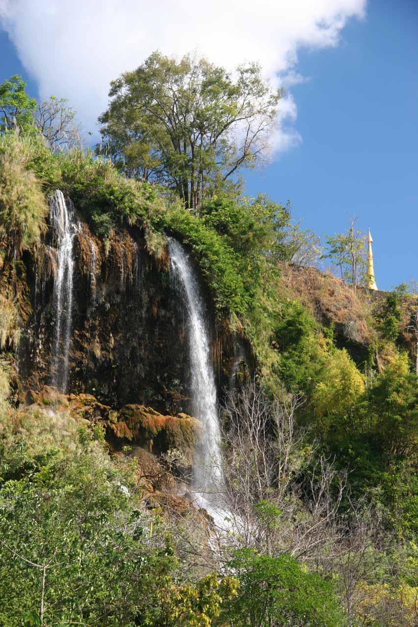 Thararak Waterfall