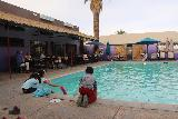 The_29_Palms_Inn_001_05182019 - The kids enjoying the swimming pool while we were waiting to get seated at the 29 Palms Inn