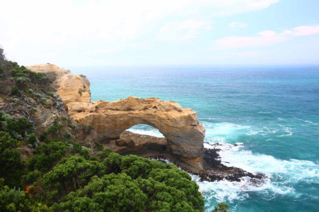 The_Arch_015_11162017 - Another attraction on the Great Ocean Road near the Grotto was The Arch