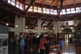 The_Flume_015_10012013 - Inside the visitor center for the Flume in Franconia Notch State Park