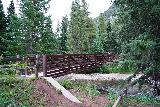 The_Grottos_005_07252020 - Bridge over the Roaring Fork River at the start of the Grottos Trail