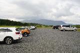 Thingvellir_001_08062021 - The car park for Oxararfoss at Thingvellir