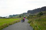Thingvellir_006_08062021 - Approaching the WC between the Oxararfoss car park and the one that was closed during our 2021 visit
