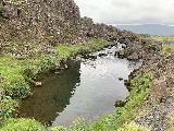 Thingvellir_022_iPhone_08062021 - Looking across the Drowning Pool on the way to Logberg at Thingvellir