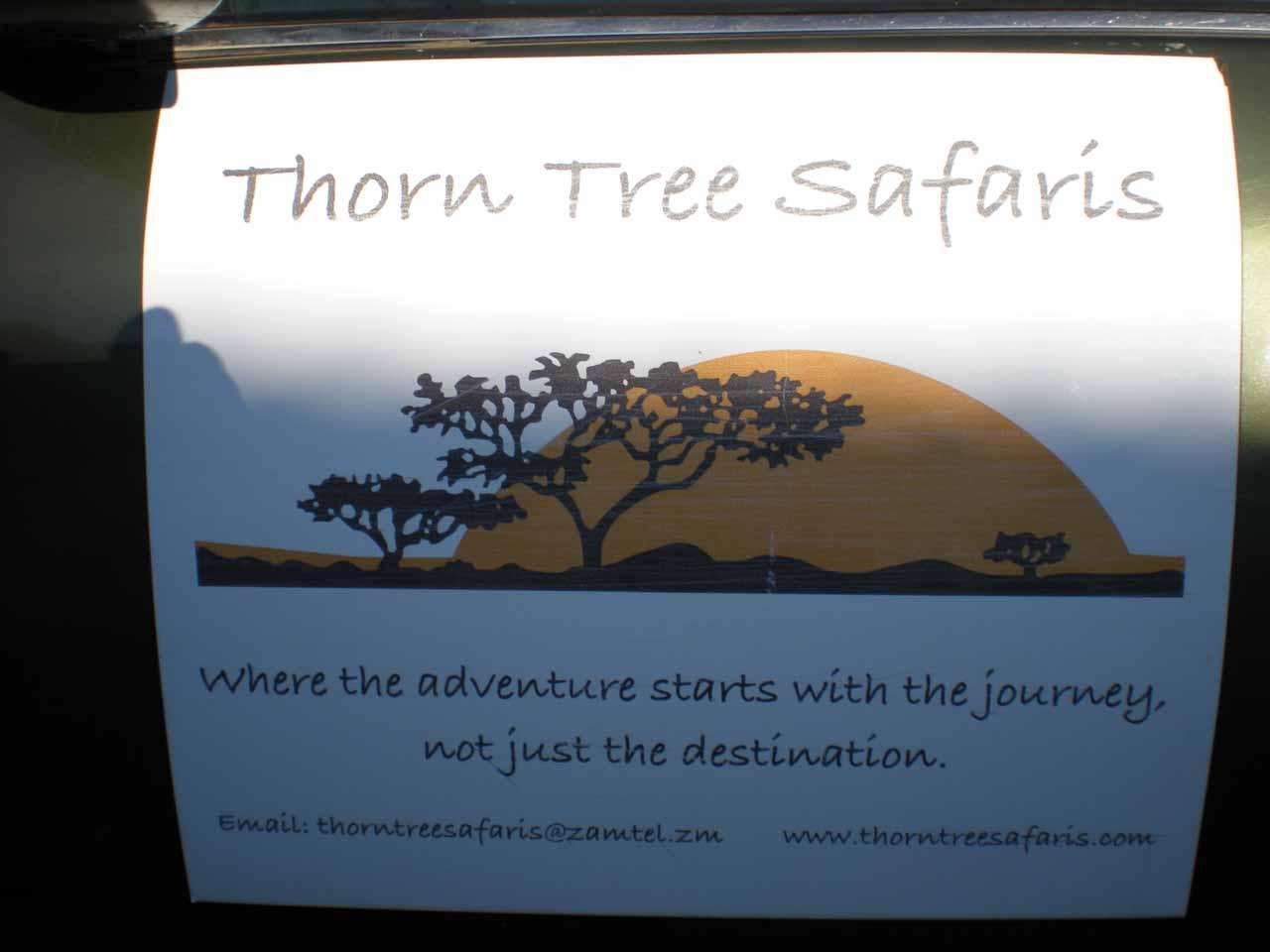 Thorn Tree Safaris