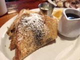 Thunder_Cafe_002_iphone_07122016 - French Toast with powdered sugar and syrup - all of which are enemies of the paleo diet