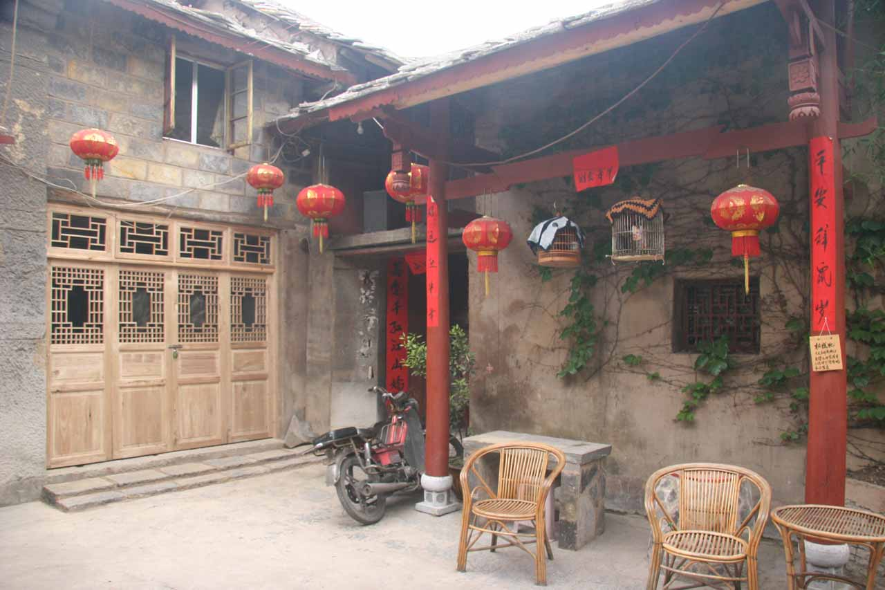 A charming part of Tianlong