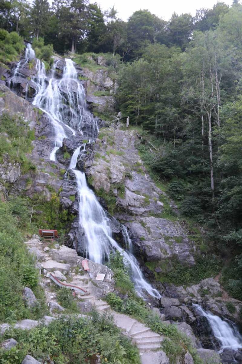 Todtnau Waterfall (Todtnauer Wasserfall)