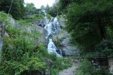 Todtnau_Waterfall_068_06212018 - Looking up at the Todtnauer Waterfall from further downhill on one of the trails leading down to the town of Todtnau